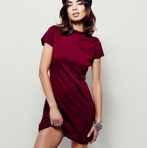 Free people mini dress S